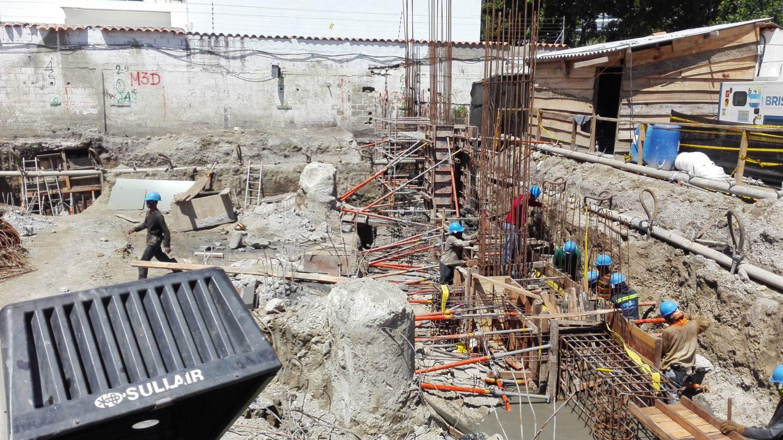 Ferrer participa en el proyecto de construcci n del for Videos de construccion de edificios