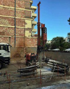 Bombeo profundo de baja capacidad en el Hotel Vara de Rey de Ibiza