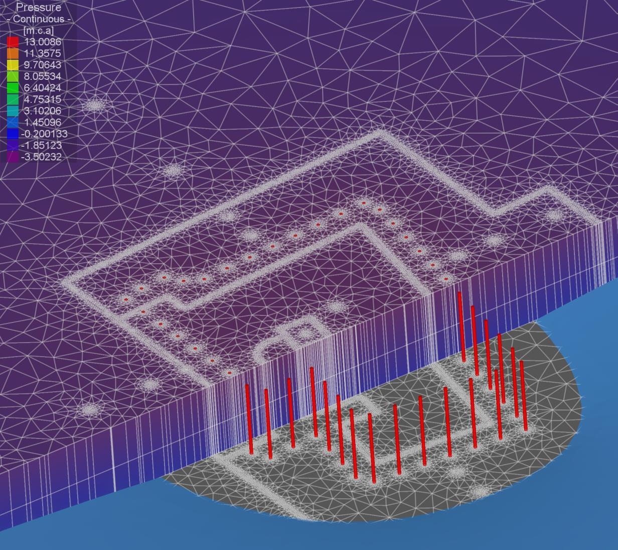 modelo-matematico-flujo-feflow-vivienda-unifamiliar-Gava