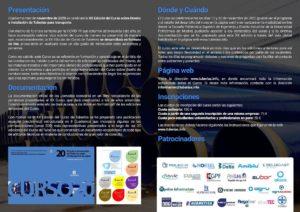 XX Curso sobre Diseño e Instalación de Tuberías