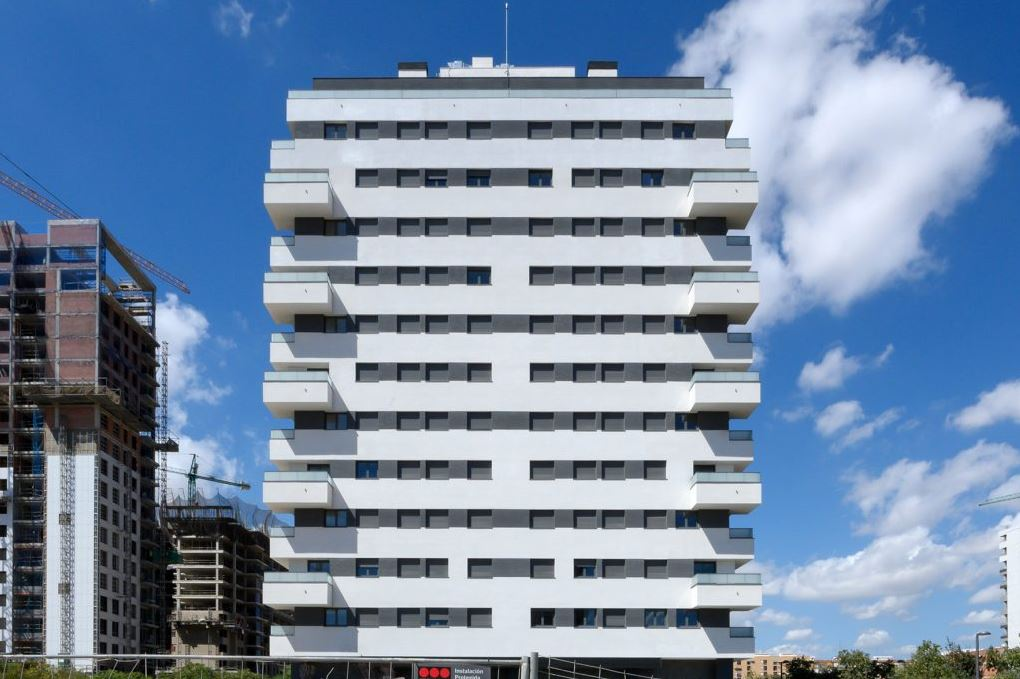Complejo residencial Alquerías Homes en Valencia