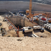 Dewatering en las obras de una gran desaladora en Agadir