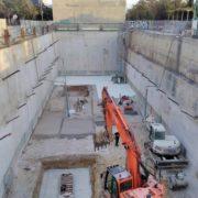 Groundwater Control en un edificio de viviendas en Valencia
