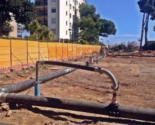 Viviendas, plazas de aparcamiento, piscina y urbanización en Benicàssim