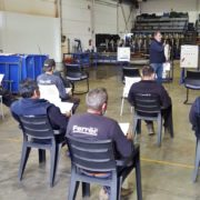 Ferrer imparte un curso formativo sobre electricidad