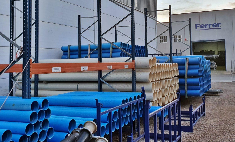 Ferrer amplía sus instalaciones con una nueva campa
